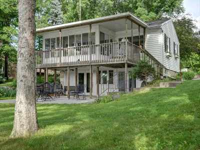 Columbia County Single Family Home For Sale: N4365 County Road V