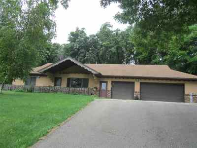 Evansville Single Family Home For Sale: 4279 N Cornfield Dr