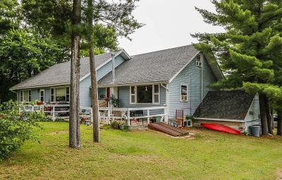 Pardeeville Multi Family Home For Sale: W7647 North Star Rd