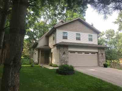 Sauk County Single Family Home For Sale: 901 Connie Rd