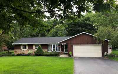 Beloit Single Family Home For Sale: 3234 Rose Ct