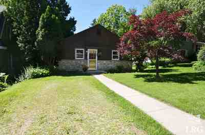 Madison Single Family Home For Sale: 2937 Barlow St