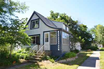 Madison Single Family Home For Sale: 2801 Union St
