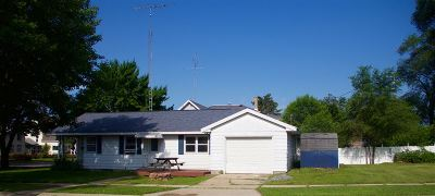 Columbia County Single Family Home For Sale: 301 W Marion St