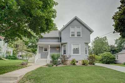 Lodi Single Family Home For Sale: 505 Seminary St