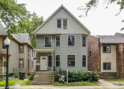 Madison Multi Family Home For Sale: 419 W Doty St
