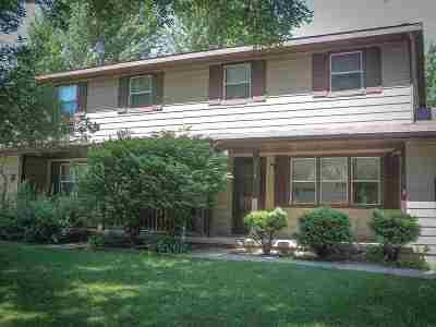 Deforest Single Family Home For Sale: 338 N Lexington Pky