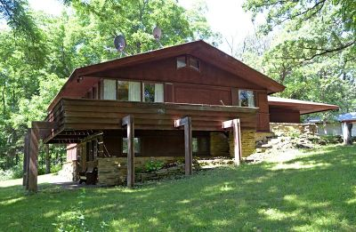 Iowa County Single Family Home For Sale: 5700 County Road T