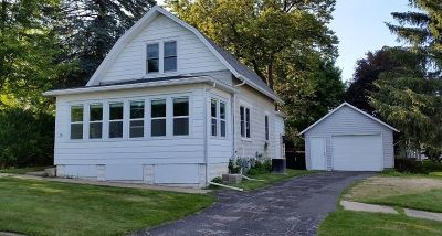 Green County Single Family Home For Sale: 16 10th Ave