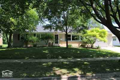Madison Single Family Home For Sale: 4410 Rolla Ln