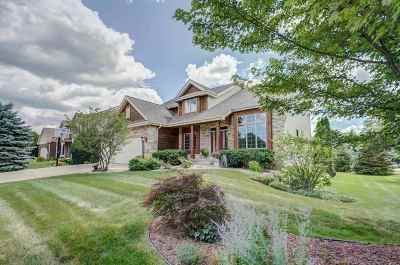 Madison Single Family Home For Sale: 9137 Settlers Rd