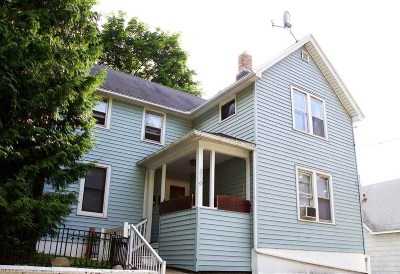 Madison Multi Family Home For Sale: 316 N Few St