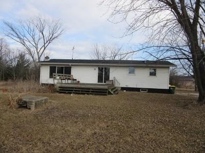 Sauk County Single Family Home For Sale: E2954 Mercer Rd