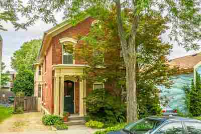 Madison Single Family Home For Sale: 504 E Main St