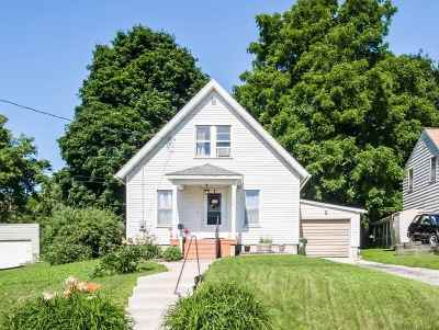 Sun Prairie Single Family Home For Sale: 346 North St