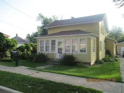Edgerton Single Family Home For Sale: 6 Highland Ave