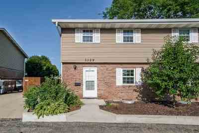 Madison Condo/Townhouse For Sale: 1329 Tompkins Dr #F