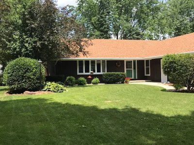 Madison Single Family Home For Sale: 4526 Hamlet Pl
