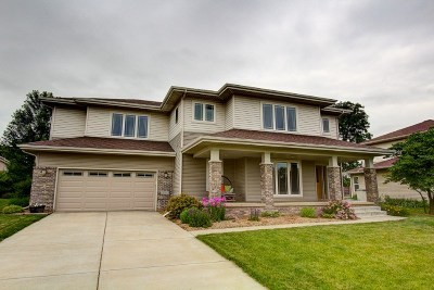 Verona Single Family Home For Sale: 9921 Soaring Sky Run