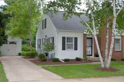 Madison Single Family Home For Sale: 706 Bruce Ct