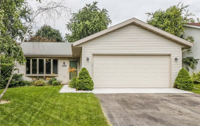 Madison Single Family Home For Sale: 2206 Canterbury Rd
