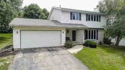 Madison WI Single Family Home For Sale: $294,900