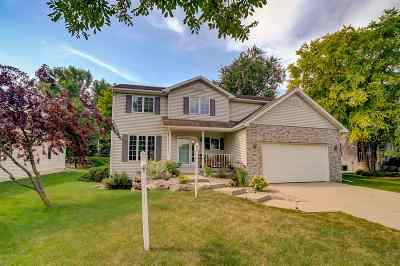Middleton WI Single Family Home Sold: $494,900