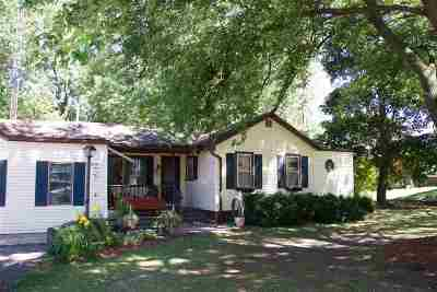 Columbia County Single Family Home For Sale: 2633 New Pinery Rd