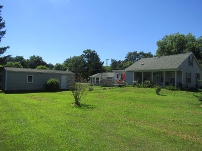 Pardeeville Single Family Home For Sale: 327 N Main St