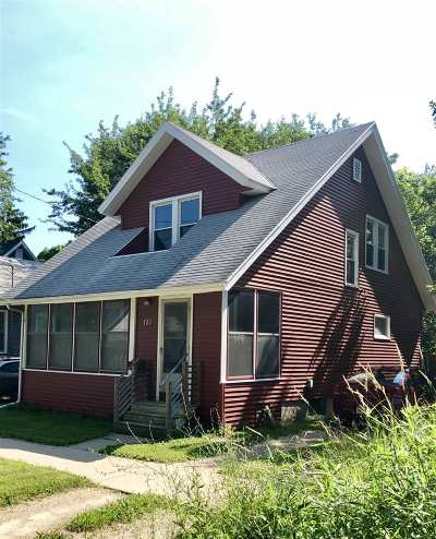 Madison Single Family Home For Sale: 121 Talmadge St