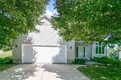 Madison Single Family Home For Sale: 2921 Maple View Dr