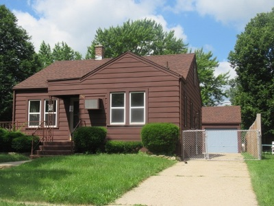 Rock County Single Family Home For Sale: 842 Garfield Ave
