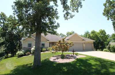 Milton Single Family Home For Sale: 345 Wildfire Ct