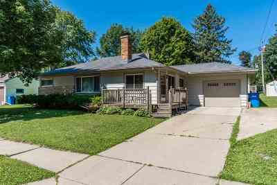 Sauk County Single Family Home For Sale: 314 Russell St