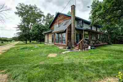 Rock County Single Family Home For Sale: 4737 S County Road T
