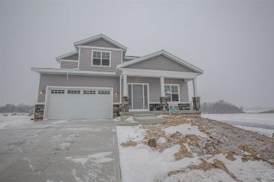 Madison Single Family Home For Sale: 1326 Brunette Downs Dr