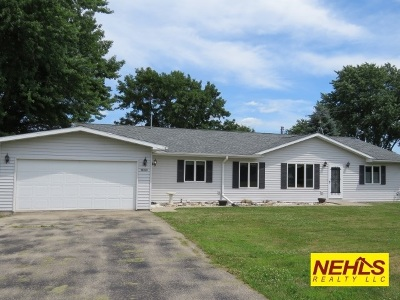 Dodge County Single Family Home For Sale: N8920 Lake Rd