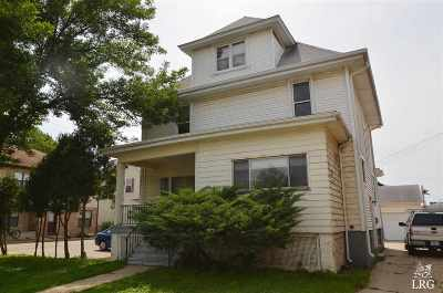 Madison Multi Family Home For Sale: 8 S Mills St