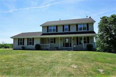 Rock County Single Family Home For Sale: 11302 E Creek Rd