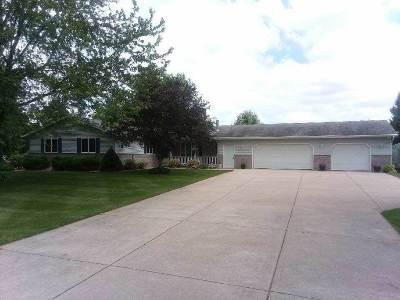 Evansville Single Family Home For Sale: 6048 N Hyne Rd