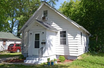 Madison Single Family Home For Sale: 2110 Aberg Ave