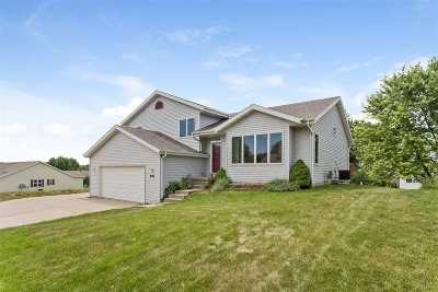 Madison WI Single Family Home For Sale: $324,900
