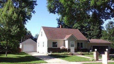 Madison Single Family Home For Sale: 3921 Margaret St