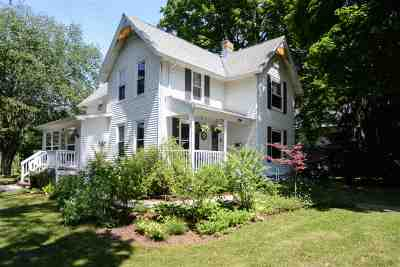 Oregon WI Single Family Home For Sale: $279,000