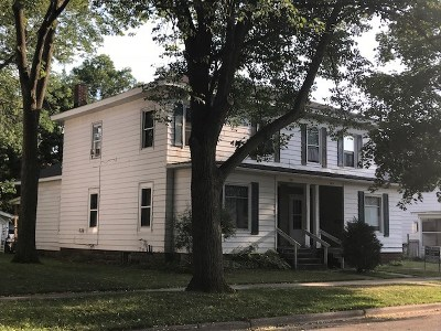 Sauk County Multi Family Home For Sale: 327 6th Ave
