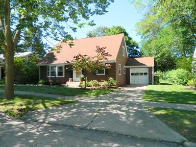 Green County Single Family Home For Sale: 1839 19th St