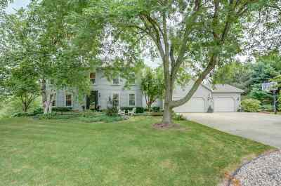 Dane County Single Family Home For Sale: 3546 Richie Rd