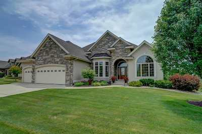 Waunakee Single Family Home For Sale: 1646 Bellewood Dr