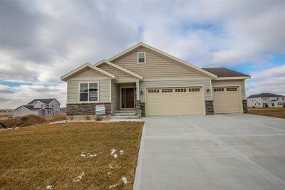 Deforest WI Single Family Home For Sale: $374,416