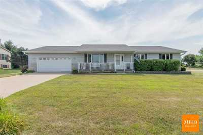 Belleville WI Single Family Home For Sale: $234,900
